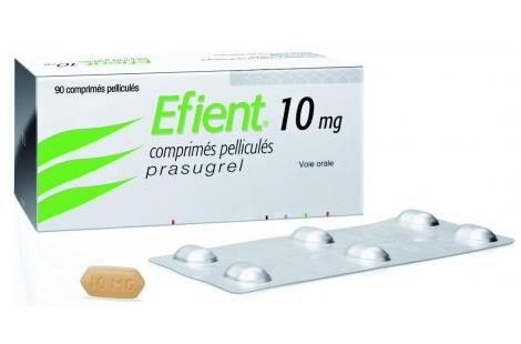 Efient 10mg - 1
